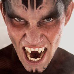 Halloween Vampirzähne