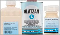 Latexmilch / Glatzenplastik