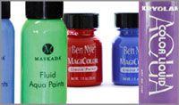 Bodypainting Farbe - flüssig