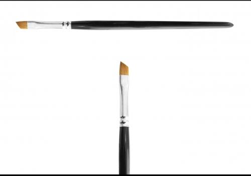 Make up Pinsel - Rotmarderpinsel - schräg