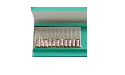 Grüne-Tee Ampullen-Konzentrat INGRID COSMETIQUE 10er Packung