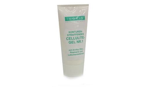 Konturenstraffendes Cellulite-Gel Nr. I INGRID COSMETIQUE