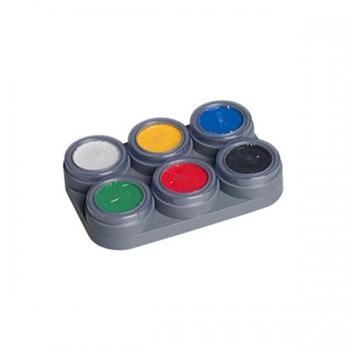 Palette - Aqua 6 Farben
