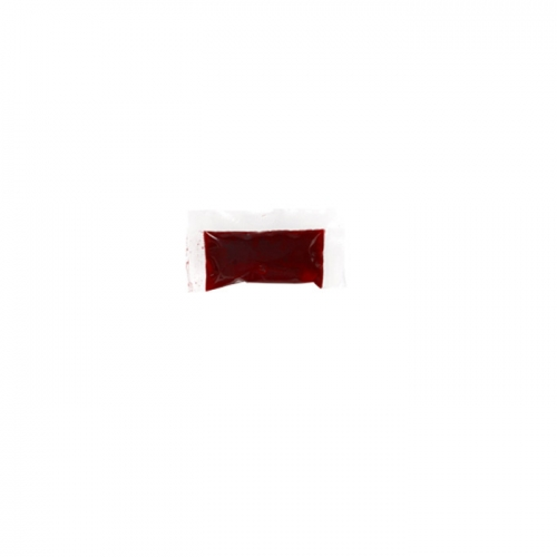 Blutkissen 2 x 1 cm 1 Stück Kunstblut