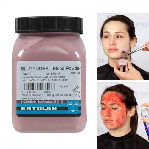 Blutpuder 100 ml dunkel