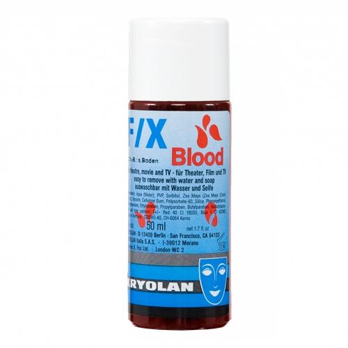 F/X Blut hell 50 ml Kunstblut