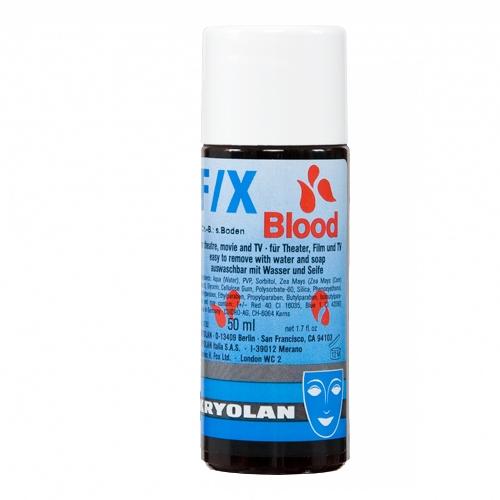 F/X Blut dunkel 50ml Kunstblut