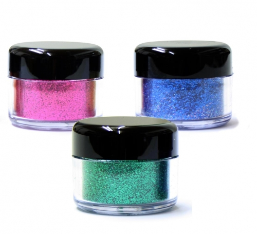 Polyester Glitter - loose 25 ml