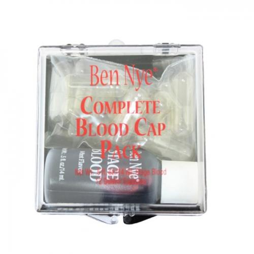 Gelatin Blood Capsules Blutkapseln