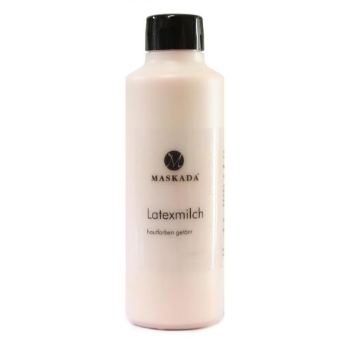 Latexmilch gefärbt hautfarben 500 ml