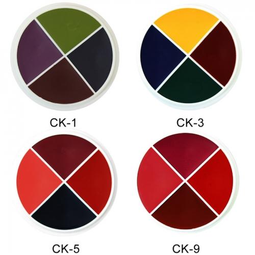 F/X Color Wheels Wunden schminken