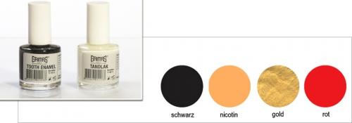 Zahnlack - 7 ml Pinselflasche