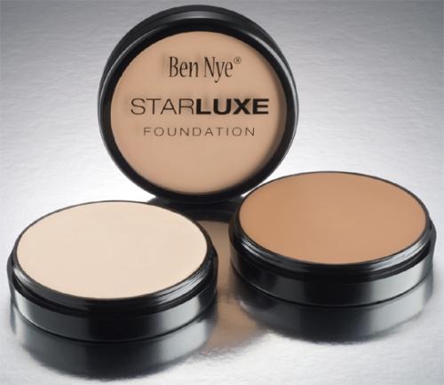 Ben Nye Starluxe Creme Foundation HD 4K Make-up 18 gr
