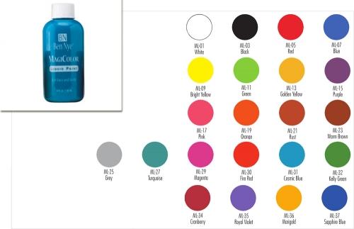 Magi Color Liquid Face Paints  118 ml