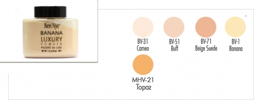 Ben Nye Visage Pudre Luxury Powder - 42 gr Topf