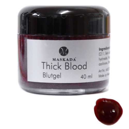 Blutgel Thick Blood Filmblut Gel Paste  40ml