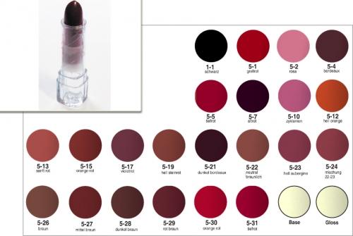 Lipstick - 3,5 gr Stiftform