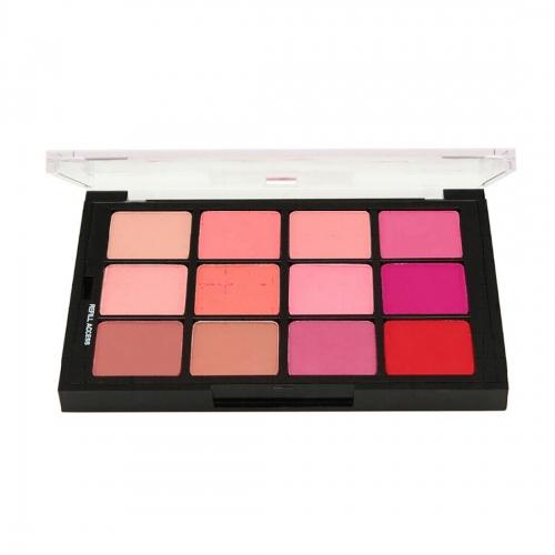 Rouge Lidschatten Eyeshadow Palette Ben Nye Fashion Blush STUDIO COLOR