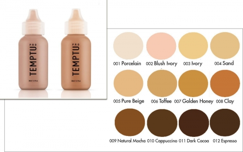 TEMPTU S/B Foundation Airbrush Make up 30 ml