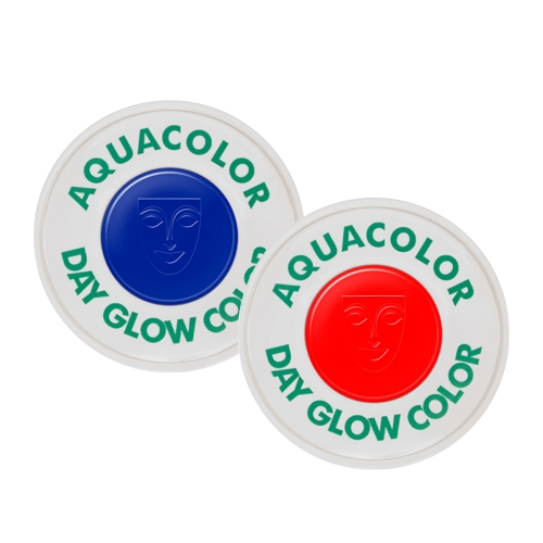 Aquacolor Tagesleucht Farbe 30 ml Leuchtfarbe