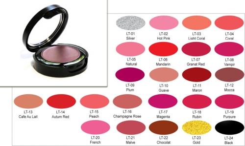 Lipstick - Lippenstift - Dose 3 gr