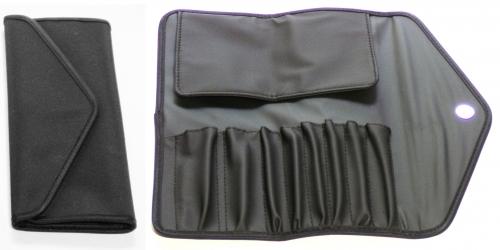 Pinseltasche - Farbe schwarz
