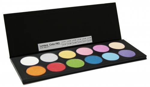 Lumiere Color PRO - Palette - 12 Farben x 3,5 g