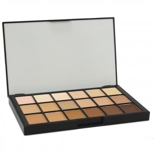HD Sheer Foundation Palette - Ben Nye 69 gr