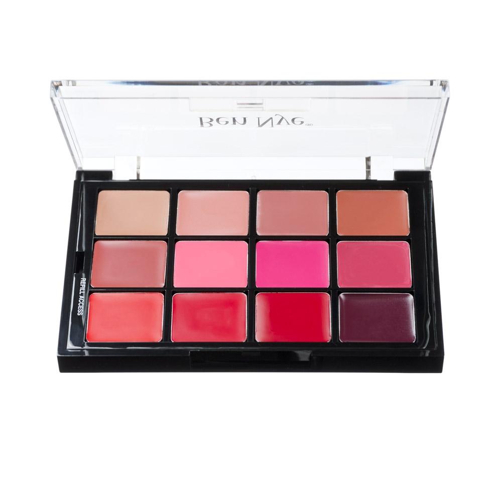 Lippenstift Lipstick Palette Ben Nye One For All