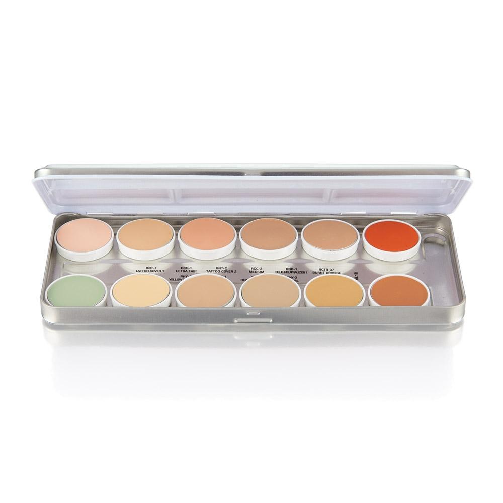 Ben Nye Concealer Palette - 12 Farben 60 gr