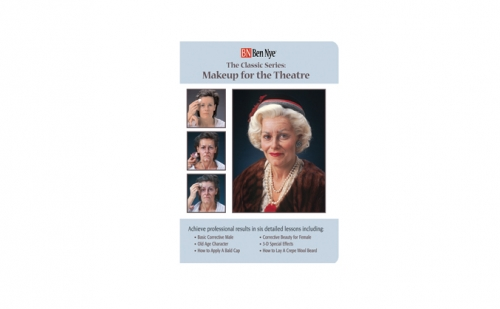 DVD - Make up für das Theater - Ben Nye