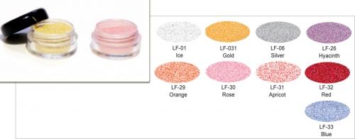 Lumiere Fire Color - Gloss Powder - 8 ml tin