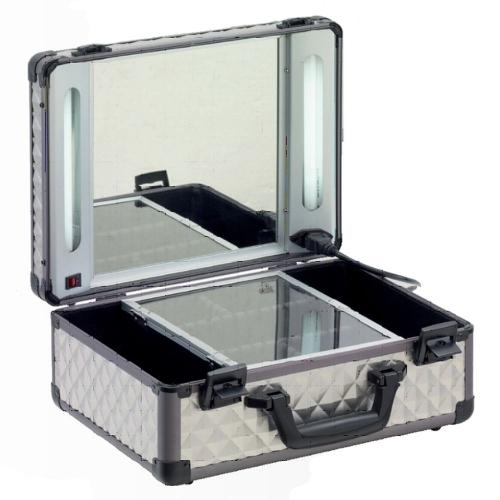 visagisten mua schminkspiegel koffer beleuchtung profi make up theaterschminke shop schminke. Black Bedroom Furniture Sets. Home Design Ideas