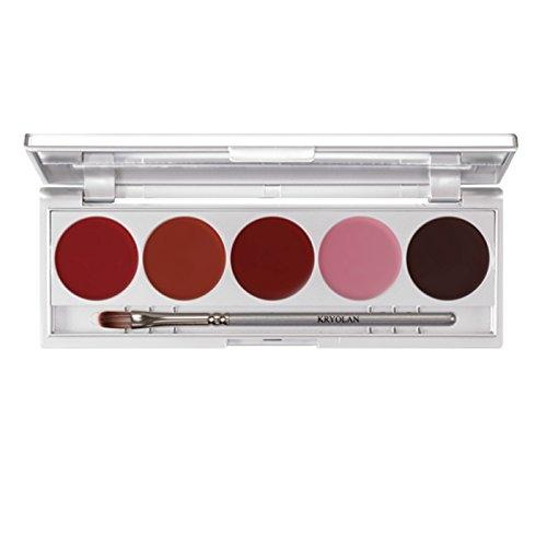 Lippen Make-up Set 4 - Kryolan