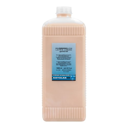 Gummimilch - Latexmilch - Kryolan 1000 ml