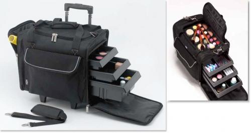 Beautybox Trolley - Visagistenkoffer Cantoni