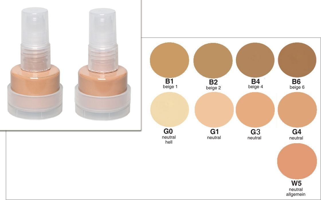 Grimas Foundation - Profi Make up