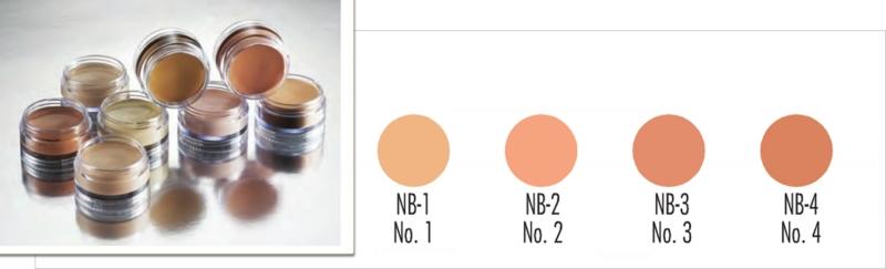 Blue Neutralizer - 5,4 gr Dose - Camouflage Make up