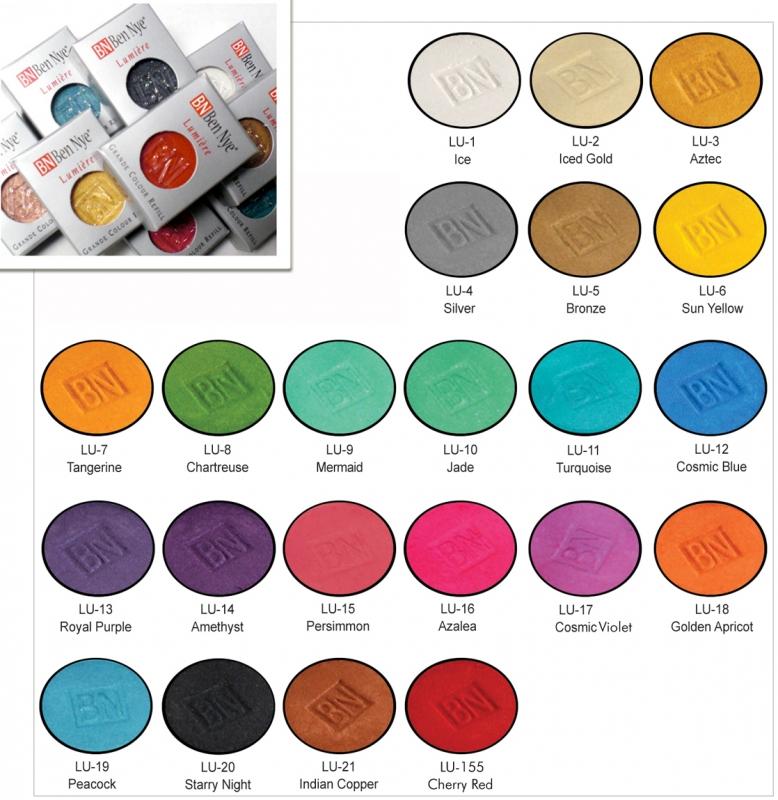 Lumière Grande Color - 3,6 gr Refill