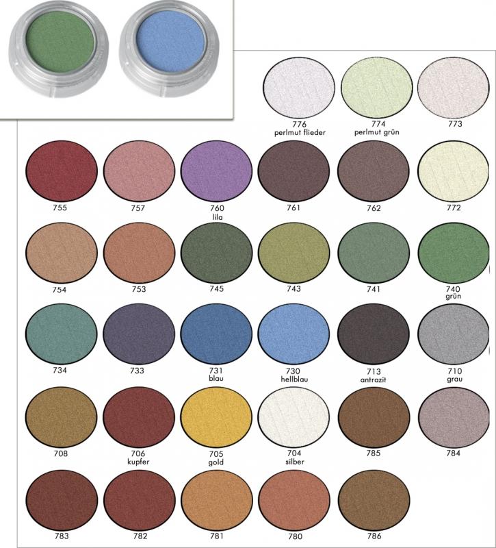 Pearl Eyeshadow Lidschatten Grimas - 2 gr Dose