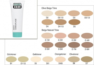 Kryolan Perfect Body Foundation