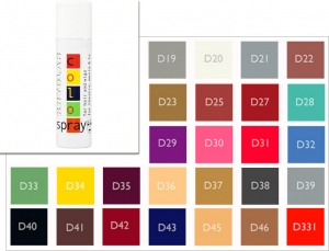 Hair Color Spray 150ml Kryolan