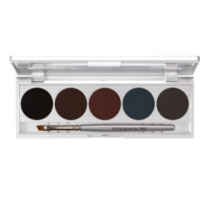Kryolan Cake Eye Liner Set - 5 Farben Set 1
