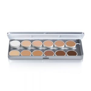 Matte Eye Shadow Palette - 4 Colors - P2