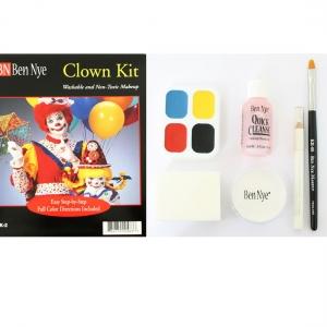 Clown Schminke im Set