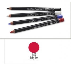 Schminkstift rot
