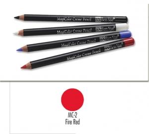 Schminkstift feuerrot