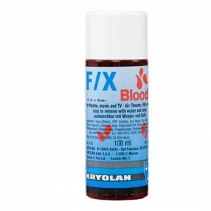 F/X Blut hell 100 ml Kunstblut