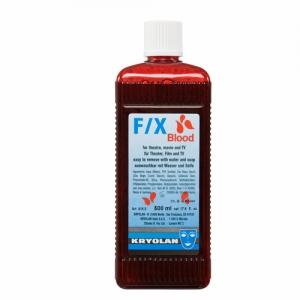 F/X Blut dunkel 500 ml Kunstblut