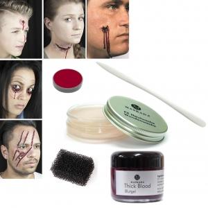 Halloween Makeup Scar Set